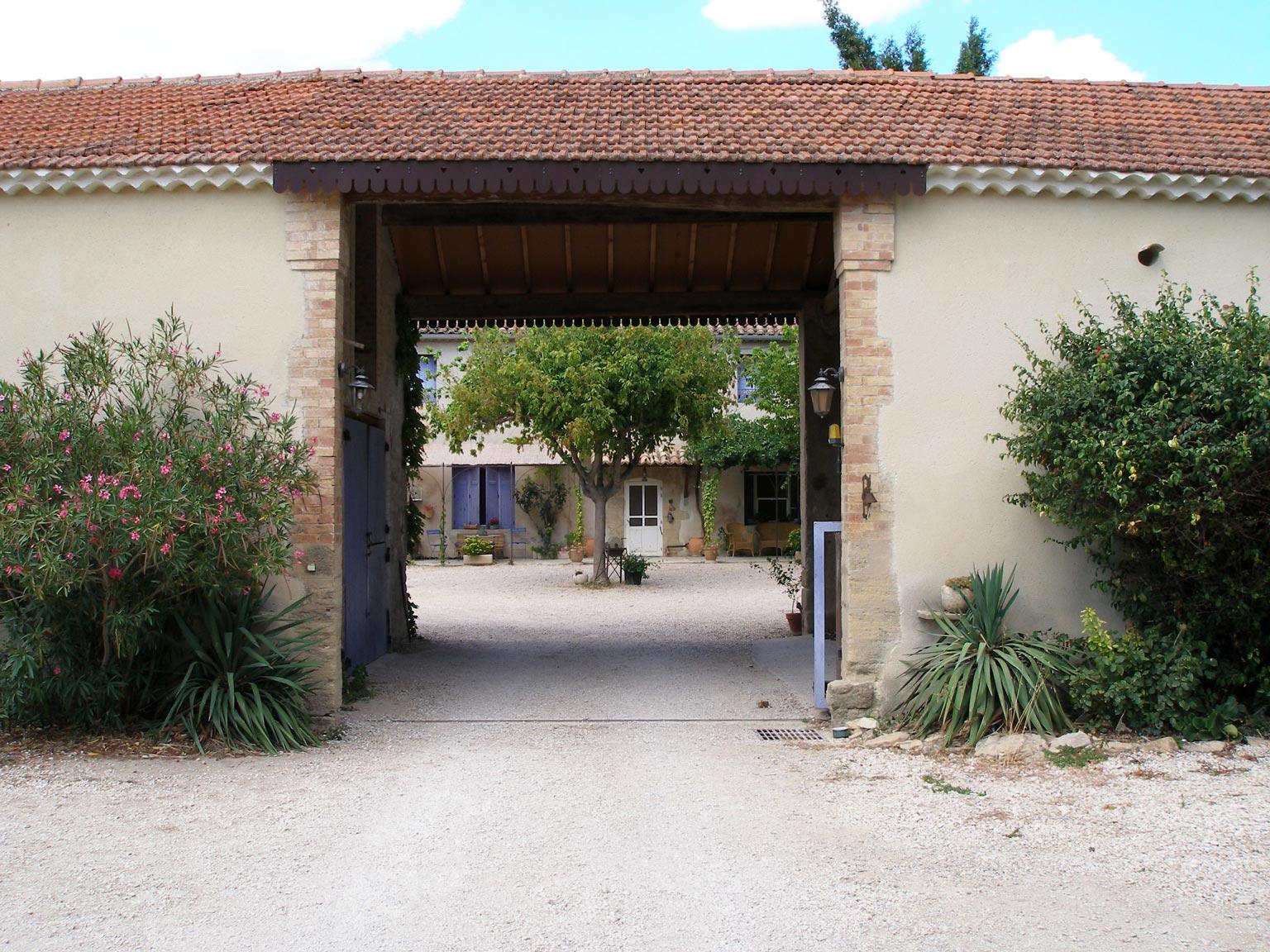 bienvenue au gîte St Jacques